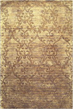 "Daniella Area Rug--Homedecorators.com--2'6""X8' runner @229  Wool  Other sizes too"