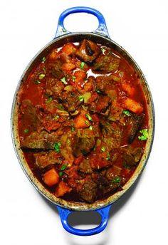 venison pumpkin curry