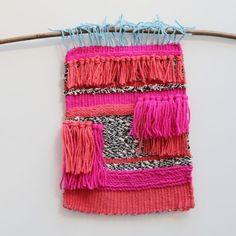 DIY un tissage coloré (via Bloglovin.com )