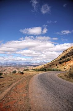 On The Road by Marie Girardot, via Flickr