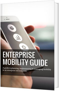 Download our latest eBook - The Enterprise Mobility Guide Apple Tv, Research, Ebooks, Technology, How To Plan, Search, Tech, Engineering