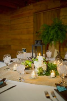 Arkansas Rustic Barn Wedding Wedding Real Weddings Photos on WeddingWire