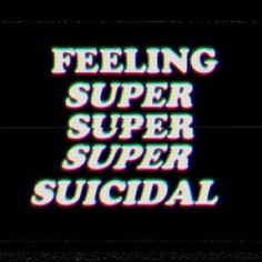 As much as I want to kill myself I cant. I would hate for my parent's to find me in a pool of blood with a knife besides me. Thats the only thing holding me back. Everyday all I can think about is killing myself and how much better I would feel I did