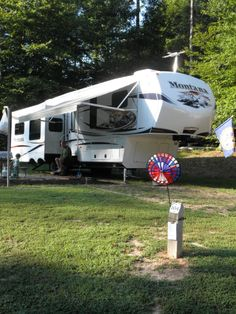 memorial day camping decorations
