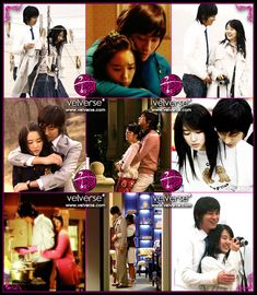Goong hugging! I love this couple so much! They're adorable! But yet so frustrating ...