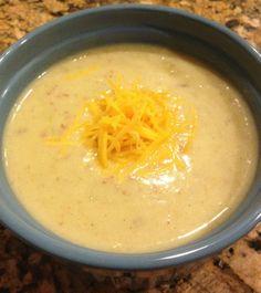 Jam's Potato Bacon Soup