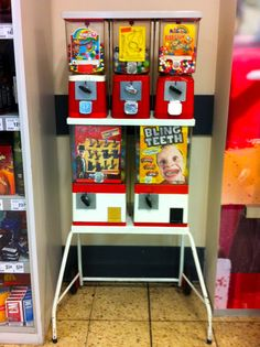 Automaten-Kultur: Kids-Toys-Automat