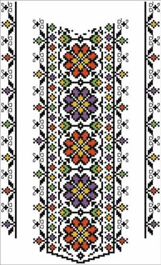1 million+ Stunning Free Images to Use Anywhere Hungarian Embroidery, Folk Embroidery, Christmas Embroidery, Beaded Embroidery, Cross Stitch Embroidery, Embroidery Patterns, Knitting Patterns, Cross Stitch Borders, Cross Stitch Charts