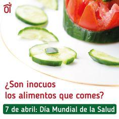 Día Mundial de la #Salud Cantaloupe, Posts, Fruit, Vegetables, Food, Holidays Events, Celebrations, Food Items, Health