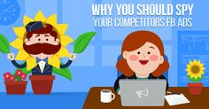 Want to spy on your competitors' Facebook Ads? Read here to discover the only 3…