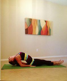 Fish Pose » Yoga Pose Weekly #yoga #asana #yoga pose #yogaposes