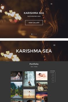 Ferdinand - multi page PSD portfolio template. it's very clean, fresh, modern design, trendy and colorful. its suitable for any type of portfolio, photography Portfolio Web Design, Portfolio Website, Ux Design, Graphic Design, Web 1, Responsive Web Design, Personal Portfolio, Web Layout, Ferdinand