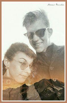 Io ed il mio amore!   #mylove #myedit #my photography #photography #me #italia #io