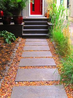 Landscape Sidewalks Design, Pictures, Remodel, Decor and Ideas - page 18