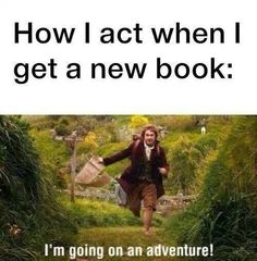 """25 Memes All Bookworms Will Relate To - Funny memes that """"GET IT"""" and want you to too. Get the latest funniest memes and keep up what is going on in the meme-o-sphere. I Love Books, New Books, Good Books, Books To Read, Book Nerd Problems, Bookworm Problems, Fangirl Problems, Reading Quotes, Reading Books"""