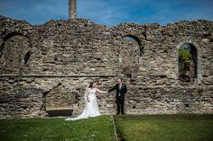 Christchurch Ruins - Dorset Wedding Photographer - Charlotte Marie Photography