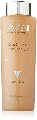 AVANI Deep Cleansing Mud Facial Gel 75 fl oz -- Want additional info? Click on the image. (Note:Amazon affiliate link)
