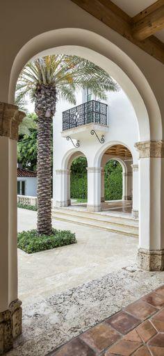 mediterranean design.