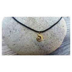 Ursula Necklace, Ariel Voice Necklace, The Little Mermaid Shell... ($8.50) ❤ liked on Polyvore
