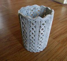 49 best rolled paper basket images on pinterest in 2018 paper