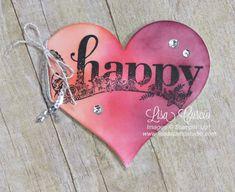 How to Make a Heart-Shaped Card