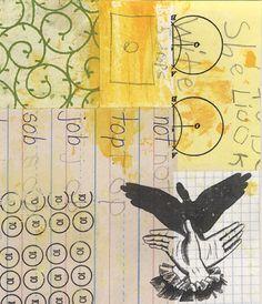 Randel Plowman ~ The Big Pretender  #collage