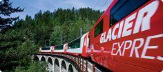 Glacier Express (Swiss Alps): Train Travel Info - Rail Europe