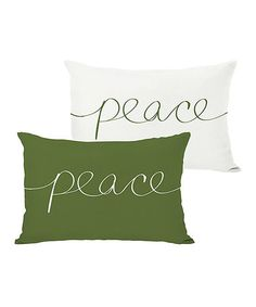 The Peace Mix & Match Holiday Pillow - Ivory/Red - 14 x 20 in. will help you create a holly jolly Christmas this season. This decorative throw pillow. World Peace Day, Red S, Mix Match, Seasonal Decor, Christmas Holidays, Xmas, Decorative Throw Pillows, Bed Pillows, Ivory