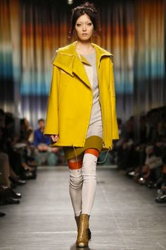 How lovely would be your Autumn 2014 with this Missoni coat? I Know mine would!!
