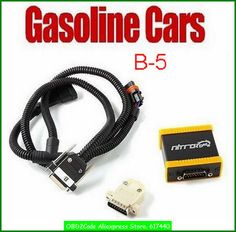OBD2Code DHL&HKpost Charge Nitrodata Gasoline Box B-5 for Gasoline VAG cars Nitrodata Chip Box B-5