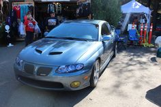 The Northern California #GTO Club at Apple Hill's High Hill Ranch on October 19th, 2014