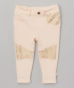 Another great find on #zulily! Rosie Pope Baby Blush French Terry Pants by Rosie Pope Baby #zulilyfinds