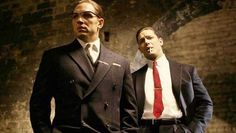 Legend: primo trailer del biopic crime con Tom Hardy
