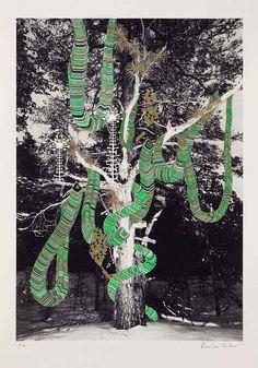 Psychedelic Prints by Kustaa Saksi   Yellowtrace