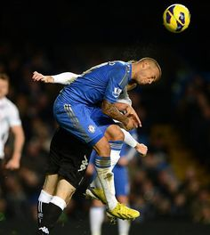 Match 12/13 - Fulham (h) by Chelsea Football Club, via Flickr