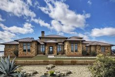 Olson Defendorf Custom Homes Hill Country Contemporary Archived Projects Portfolio Olson Country Home Exteriors, Country Interior Design, Hill Country Homes, Country House Plans, Texas Hill Country, Country Style Homes, New House Plans, Country Farmhouse, Country Houses