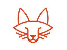 Sleepy Fox by Fuzzco™ Typography Quotes, Graphic Design Typography, Branding Design, Fox Logo, Logo Style, Logo Sign, Animal Logo, Creative Logo, Logo Design Inspiration