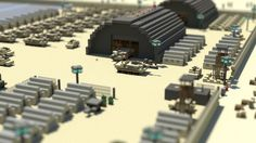 Military base Minecraft Project (:Tap The LINK NOW:) We provide the best essential unique equipment and gear for active duty American patriotic military branches, well strategic selected.We love tactical American gear Minecraft City Buildings, Minecraft Castle, Minecraft Medieval, Minecraft Architecture, Cool Minecraft, Minecraft Houses, Minecraft Cheats, Minecraft Plans, Minecraft Blueprints