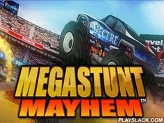 Megastunt Mayhem  Android Game - playslack.com , dive into the world of merciless races by tough trucks with the game MEGASTUNT  Mayhem.  urgencies and wreck other automobiles and move out dreamed, perfect trickeries.  You will get cash for each boffo performance, which you will be able to disburse for transformation of your monster.  Besides free accomplishments there s an occupation method.  The game is compounded  with the OpenFeint system in which it is accomplishable to look through…