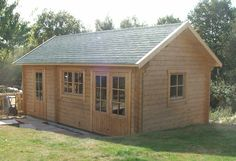 Bespoke Cottage with Shed 2009