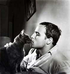 Marlon Brando in the late 1950's- early 60's was absolutely stunning!  He was a beautiful man and a great actor.