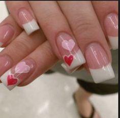 Acrylic clear nails