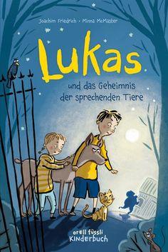 Wie Doktor Dolittle kann Lukas die Sprache der Tiere verstehen – und löst so einen spannenden Kriminalfall! Kinderbuch Rezension von @juliliest