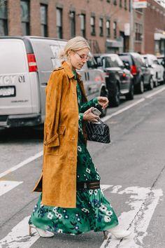 STREETSTYLE Street Style #NYFW / Día 3