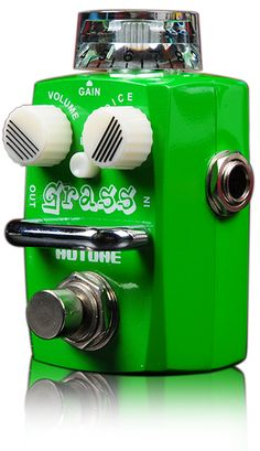 Review: Hotone Skyline Series Guitar Pedal: Grass Overdrive #AmericanSongwriter #Songwriting
