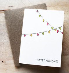 diy cards...more for holiday