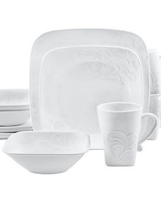 Great price from Macy's for Cherish Corelle pattern