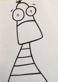 Bildende Kunst – LocaZil – New Ideas Easy Art Lessons, Art Lessons Elementary, Preschool Art Projects, Art Activities, Kids Art Class, Art For Kids, Simple Art, Unique Art, Image Pinterest