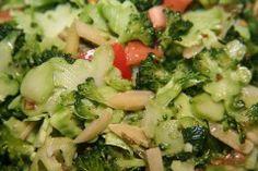 brokolicovy salat