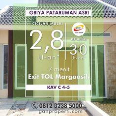 Griya Pataruman Asri Kav C 4-5 Kosong! DP Mulai 30 Jutaan! Cicilan 2,8 Jutaan!  Lokasi Jalan Raya Cipatik.  Mau DISKON? Hub Segera Telp/WA 0812 3238 5000 atau www.ganproperti.com  #house #rumahnyaman #properti #perumahan #property #realestatelife #realestate #rumah #rumahminimalis #rumahku #rumahbandung #perumahanbandung #25lokasi #landed #housing #ganproperti #lokasistrategis #rumahbaru #rumahbaruku #houseoftheday #home #forsale #homestyle #houzz #terbaru